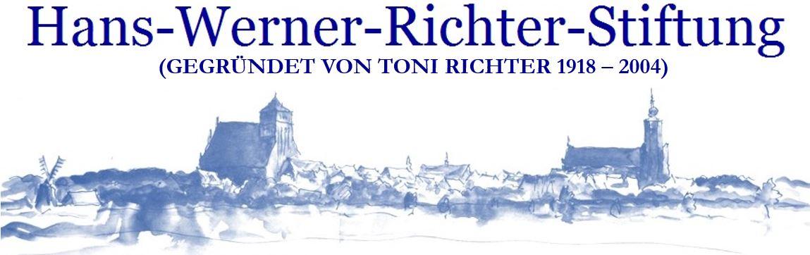 Hans-Werner-Richter-Stiftung